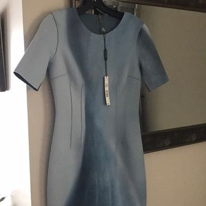 Elie Tahari Sky Blue Dress